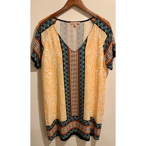 Gibson Latimer tunic slip dress size Medium